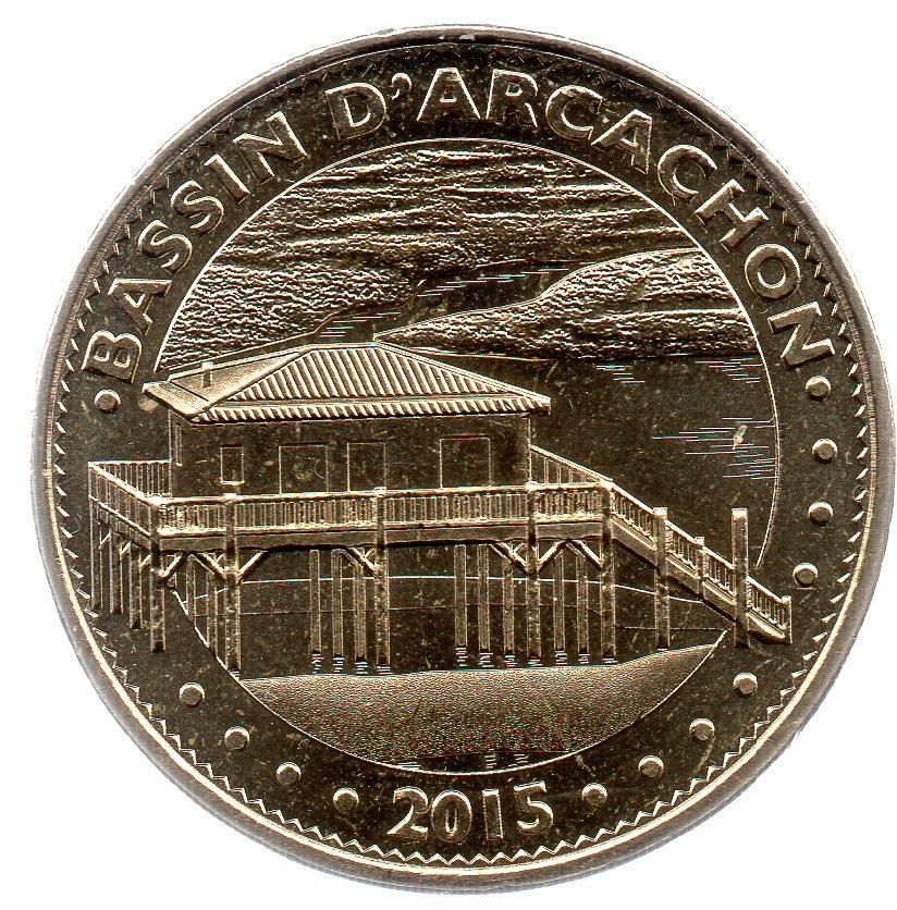 médaille monnaie de paris touristique