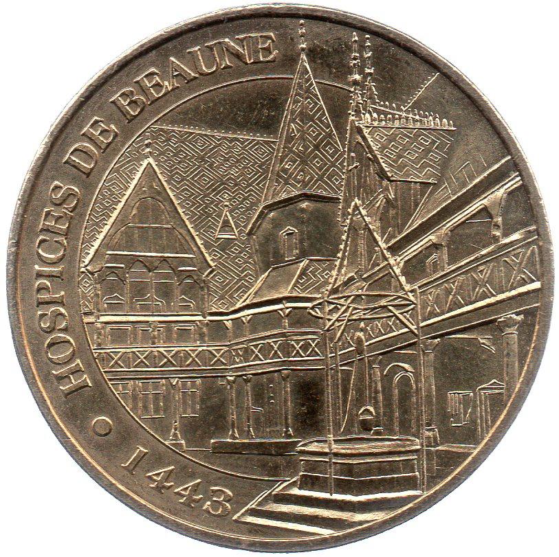 monnaie de paris hospices de beaune 1443